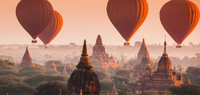 Bagan a new touristic destination