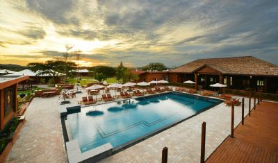 Place to Stay in Bagan: Bagan Lodge Hotel